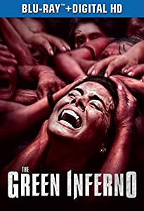 Cover Image for 'The Green Inferno'