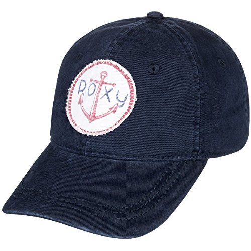 Roxy Junior's Dear Believer Baseball Hat, Dress Blues, One Size ()