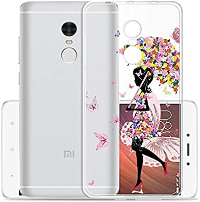 Funda Xiaomi Redmi Note 4 / Xiaomi Redmi Note 4X Chica sombrilla ...