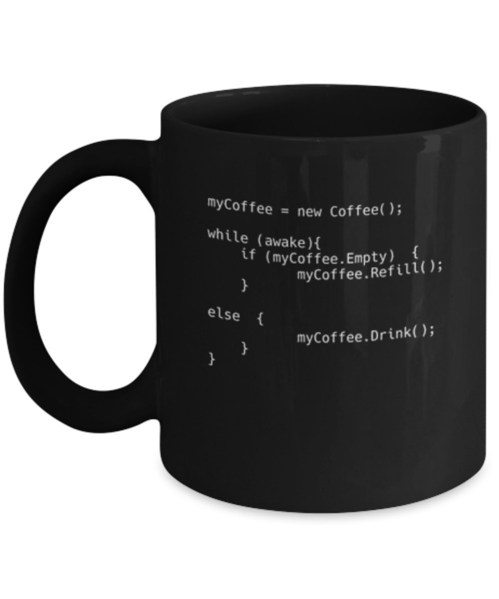 Coffee Script Coffee Mug