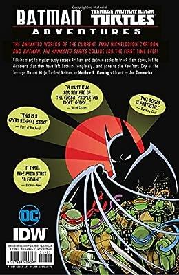 Batman/Teenage Mutant Ninja Turtles Adventures: Amazon.es ...