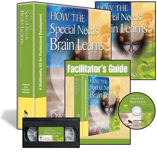 How the Special Needs Brain Learns, Second Edition (Multimedia Kit): A Multimedia Kit for Professional Development (General Motors Multi Kit)