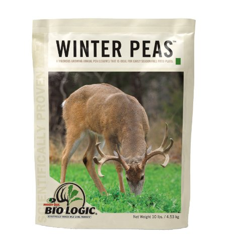 BioLogic Winter Peas Feeder, 10-Pound