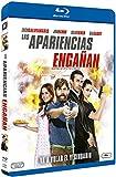 DVD : Las Apariencias Engañan -- Keeping Up With The Joneses -- Spanish Release