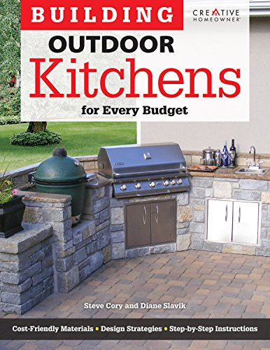 Building Outdoor Fireplace - Building Outdoor Kitchens for Every Budget (Home Improvement)