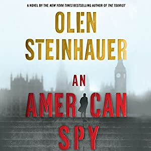 An American Spy Audiobook