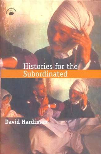 Histories for the Subordinated pdf