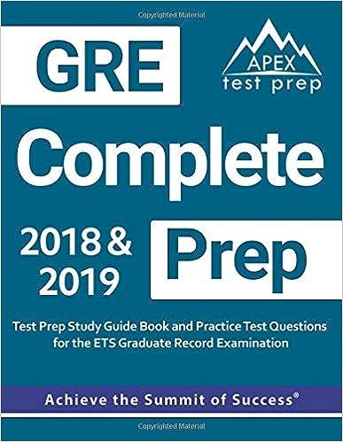 Gre Study Book >> Gre Complete Prep Gre Prep 2018 2019 Test Prep Study Guide Book