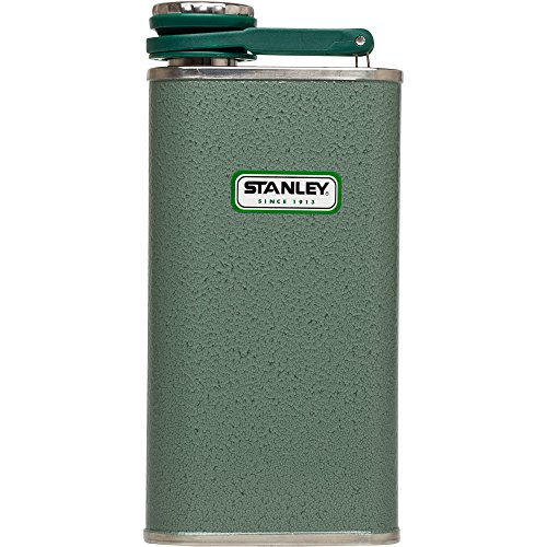 stanley-classic-flask-8oz-hammertone-green
