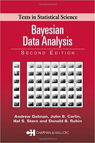 Amazon bayesian data analysis second edition chapman hall bayesian data analysis second edition chapman hallcrc texts in statistical science 2nd edition fandeluxe Choice Image