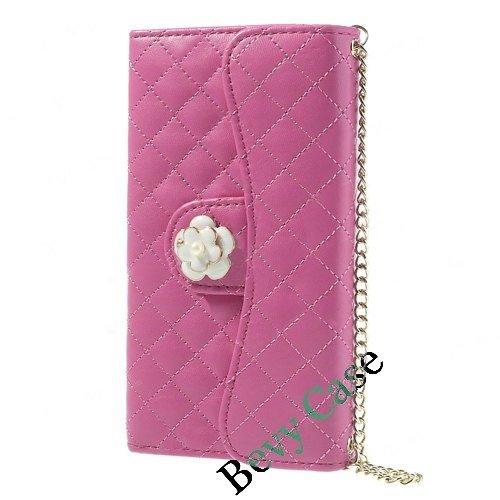 1a51785bffb5ea Amazon.com: Handmade Apple iPhone 5/5s Clutch Wristlet Wallet Case Cover -  RIO - Pink: Handmade
