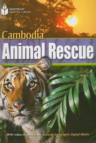 Cambodia Animal Rescue: Footprint Reading Library 3 (Footprint Reading Library: Level 3)...