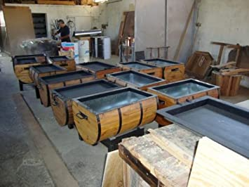 Amazon.com : Asador Ataud BBQ Coffin Toro : Grocery ...