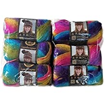 Lion Brand Yarn Landscapes Yarn (6-Pack) (Boardwalk 545-201)