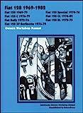 Fiat 128 1969-1982 Owners Workshop Manual, , 158850008X