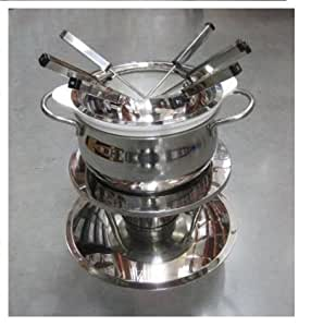 LinkFair 2.5 QT Fondue Set