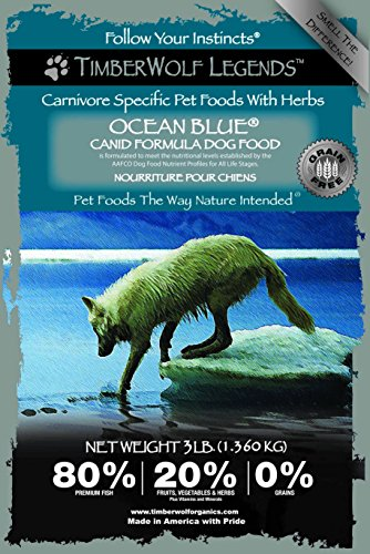 TimberWolf Ocean Blue Legends - 3lbs
