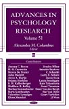 Advances in Psychology Research, Volume 51, , 1600216609