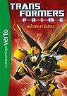 Transformers Prime, tome 2 : Maîtres et élèves par Jaillet