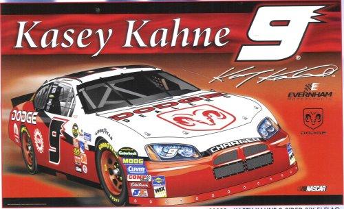 Kasey Kahne - 3' x 5' Double-Sided Nascar Flag