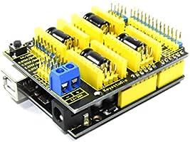 Keyestudio uno CNC Shield ks-160 V3 A4988 3d impresora de grabado ...