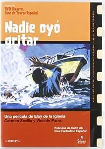 Nadie Oyo Gritar (Dvd Import) (European Format - Region 2)