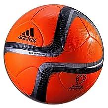 adidas Soccer Ball: adidas Euro Qualifier Official Match Winterball 5