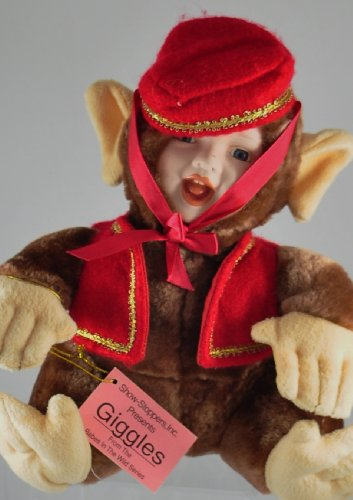Show-Stoppers Collectible Porcelain Doll GIGGLES - for sale  Delivered anywhere in USA