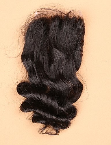 14 Slove Pcs Cheveux side 4 La Jff Péruvien 18 De Vague 16 Lacets Avec Extension Vierge 20 14 Part À Fermeture Desserrent Faisceaux 7axpqw5