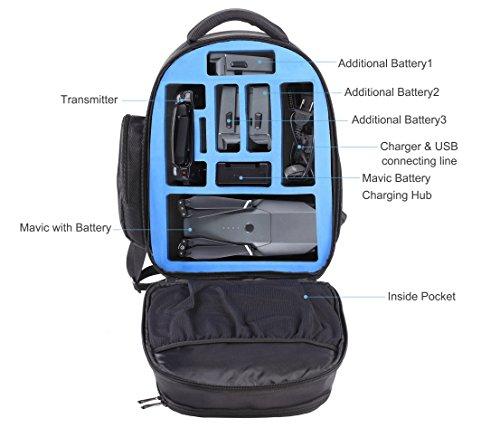 Рюкзак mavic air combo заплечный защита объектива белая mavic air на avito