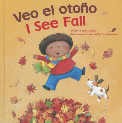 Veo el otoño / I See Fall (Bilingual I See) (Multilingual Edition) by Brand: Picture Window Fiction