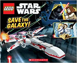 Lego Star Wars Save The Galaxy Scholastic Ace Landers