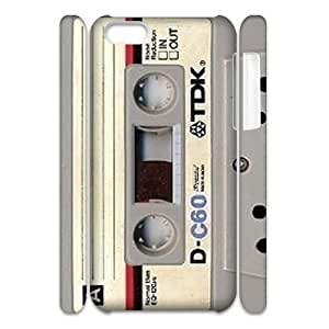 Custom 3D Case Cover for iPhone 5c w/ Old School Cassette Tape image at Hmh-xase (style 5) by waniwa