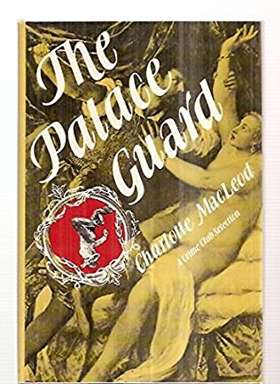 book cover of The Palace Guard