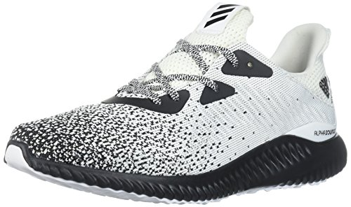 adidas Men's Alphabounce CK m Core Black/White/Core Black 13 Medium US