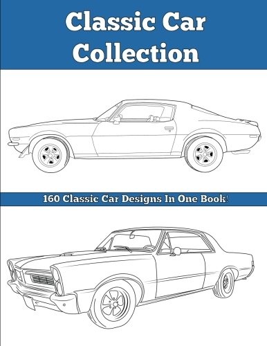 Classic Car Collection: Ultimate Mega Pack (Jordan Ultimate Collection)
