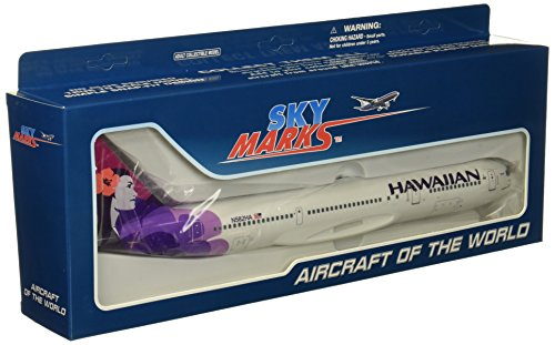 Daron Skymarks Hawaiian 767-300, 1/150-Scale