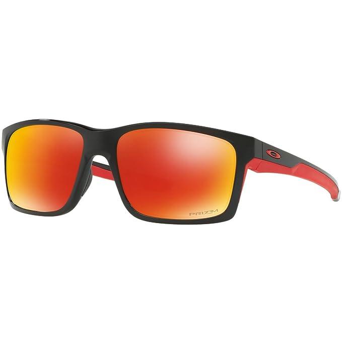 Oakley Mainlink, Gafas de sol, Rectangulares, Polarizadas ...