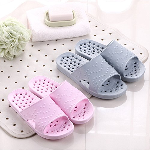 Men Sandal Slippers Women Fashion Auspicious Hollow Bathroom beginning and Grey out 0tzWZSWn