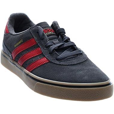 check out 7da1a ab229 adidas Men s Busenitz Vulc Adv Dgsogr Scarle Goldmt Skate Shoe 8.5 Men US