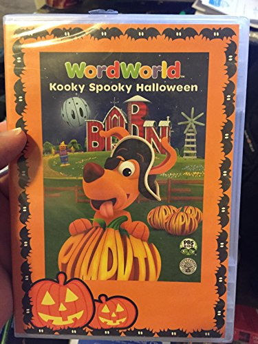 Word World:  Kooky Spooky Halloween ()