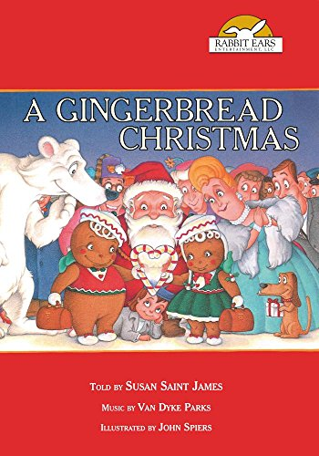 A Gingerbread Christmas ()