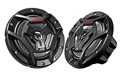 "JVC CS-DR6200M Marine Speaker 6.5"" 2-Way Black"