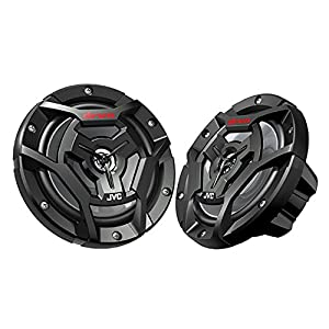 "JVC CS-DR6200M Marine Speaker 6.5"" 2-Way Black"