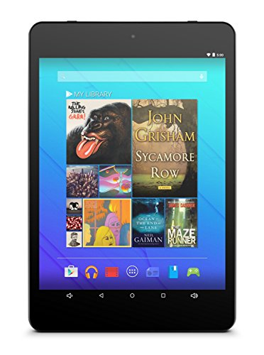 "Ematic EGQ178BL 7.9"" 8 GB Tablet (Black)"