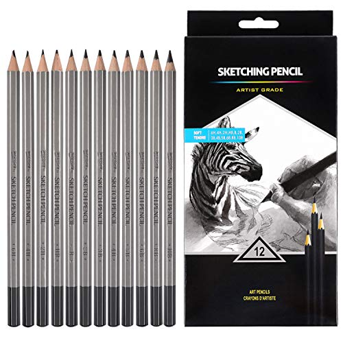 Professional Drawing Sketching Pencil Set