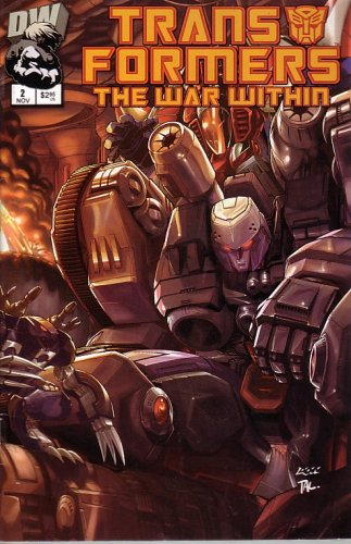 Transformers: The War Within, Vol 1 #2 (Comic Book) ebook