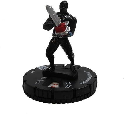 Marvel Heroclix Deadpool /& X-Force DARK DEADPOOL #016
