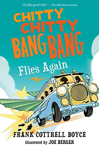 Chitty Chitty Bang Bang Flies Again (Chitty Chitty Bang Bang The Magical Car)