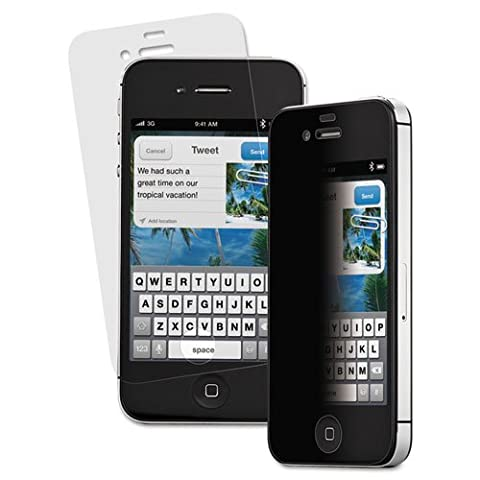MMMPFIPHONE4S - Privacy Screen Protection Film for iPhone 4/4s (Iphone 4s Privacy Screen 3m)
